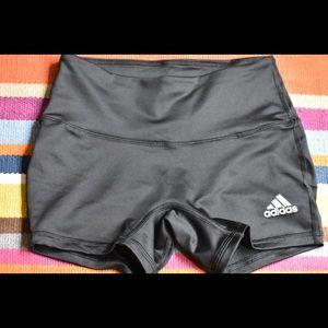 Adidas Black Spandex